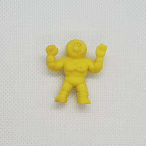 Yellow Eyeball Kinkeshi Boot - 803 - Keshi