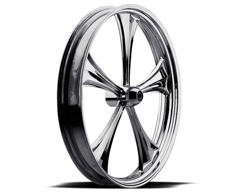 Image of 32 inch All Star custom motorcycle wheel Mad Wheel Design - TOL Designs