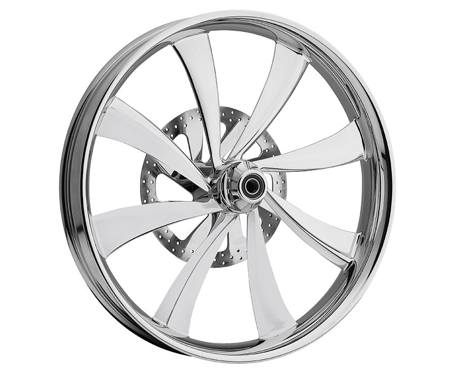 21-inch Custom Motorcycle Wheels - Ardent 2D Wheels | TOL Designs