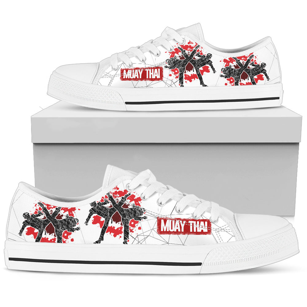 Muay thai Men's Low Top Shoe