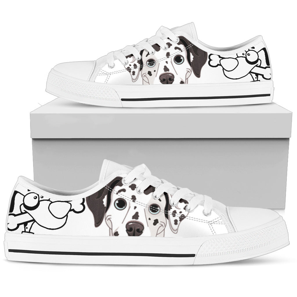 Dog Men's Low Top Shoe - CRE8Custom