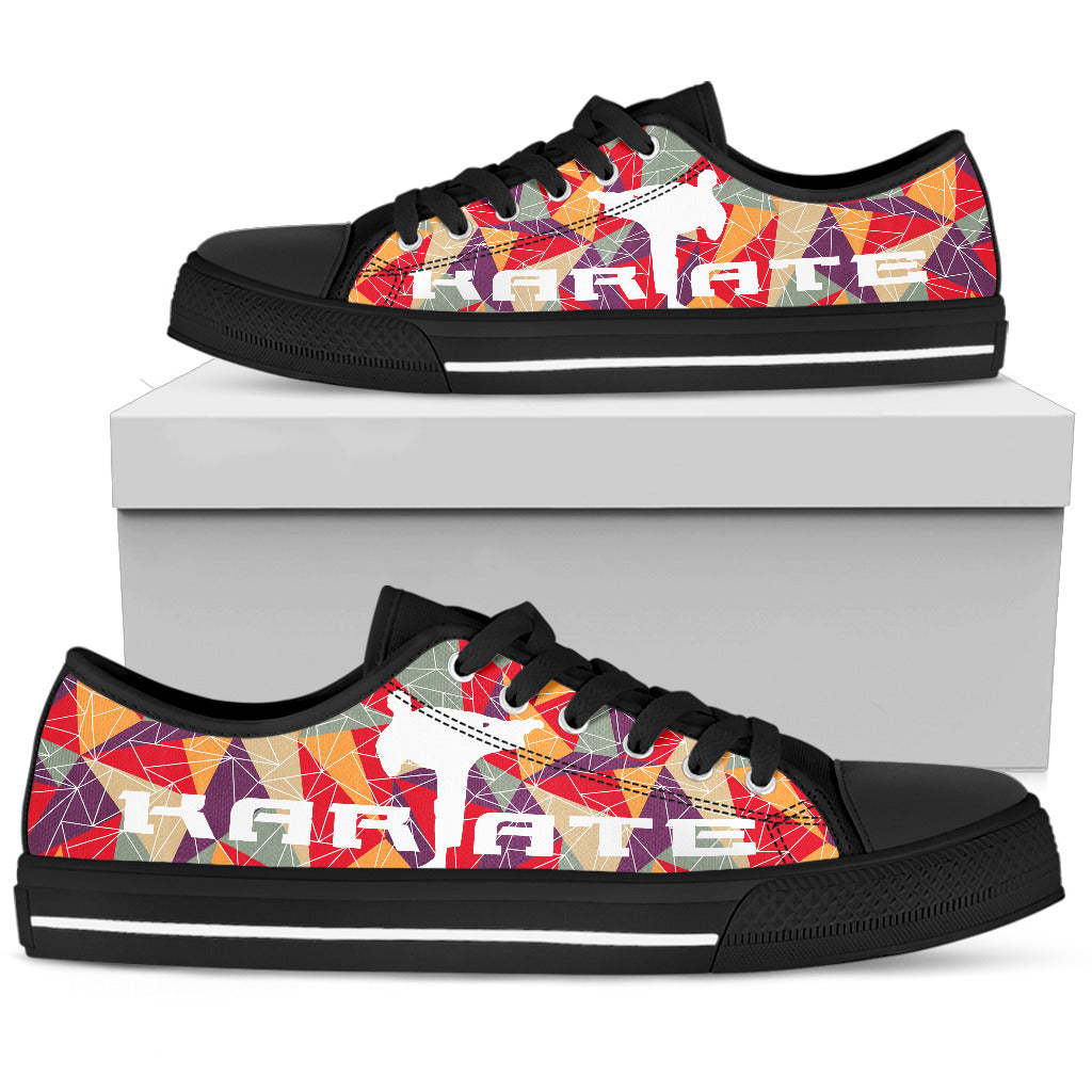 Karate Men's Low Top Shoe