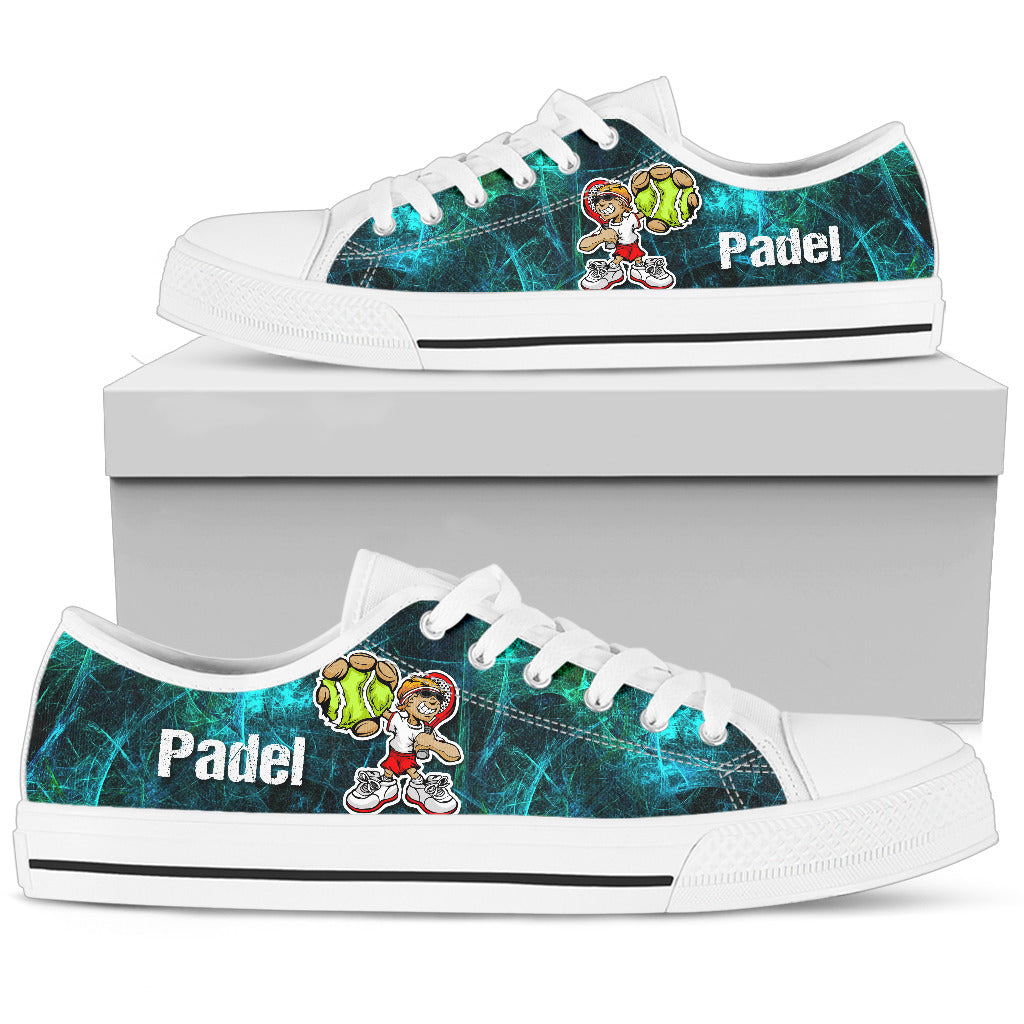 Padel Men's Low Top Shoe