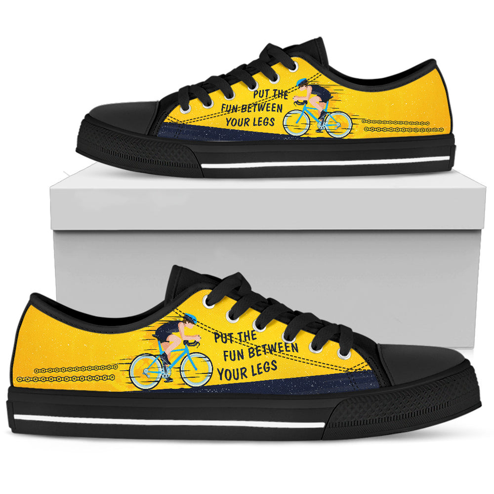 Bicycle Men's Low Top Shoe - CRE8Custom