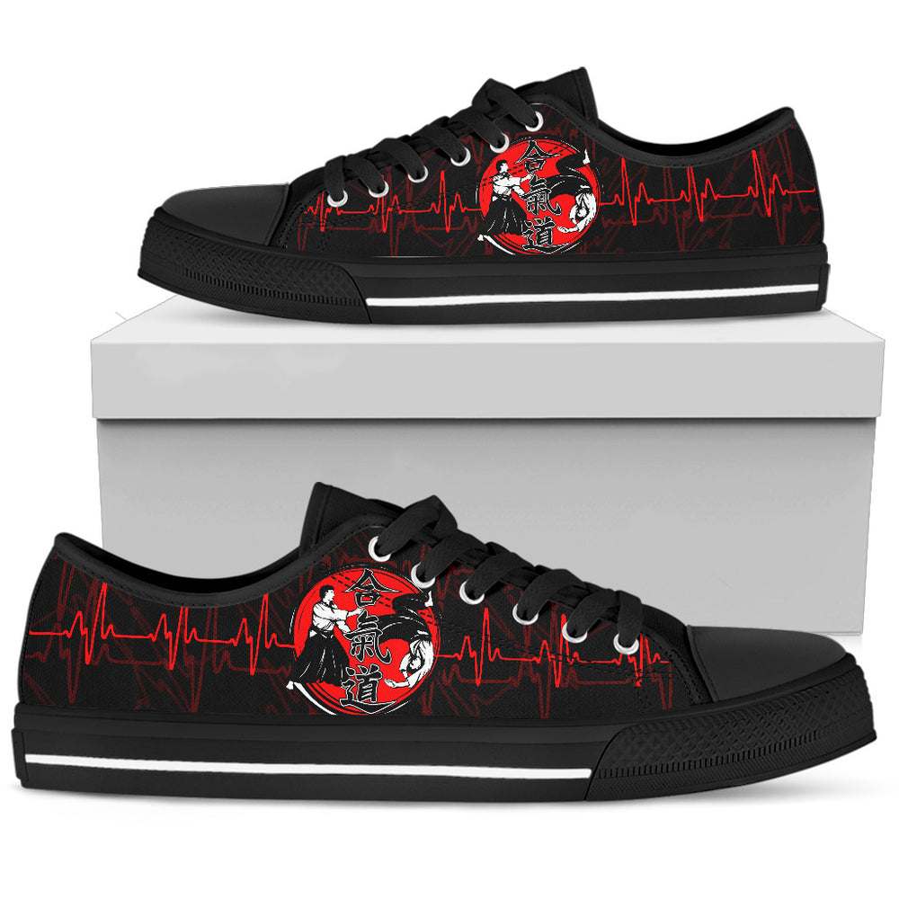 Aikido Men's Low Top Shoe - CRE8Custom