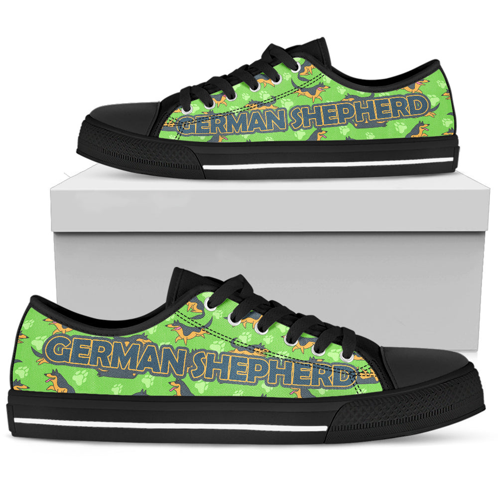 German Men's Low Top Shoe - CRE8Custom