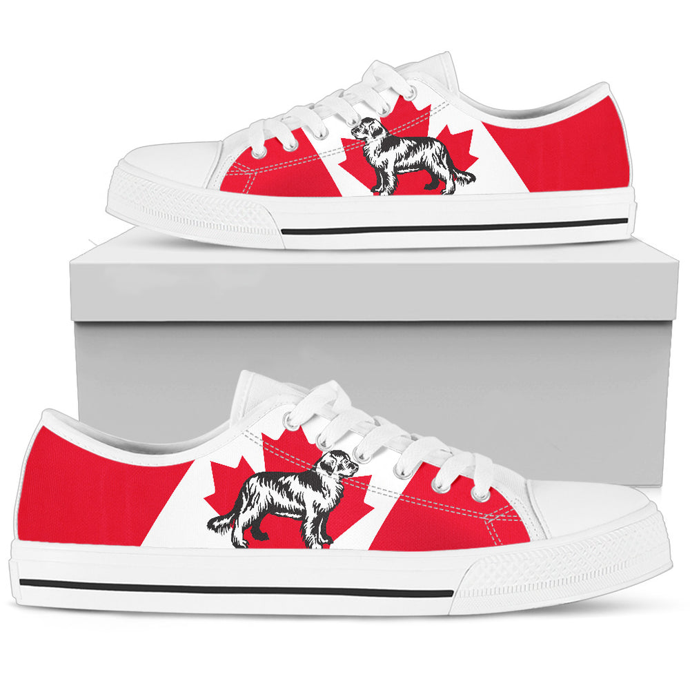 Newfoundland Men's Low Top Shoe