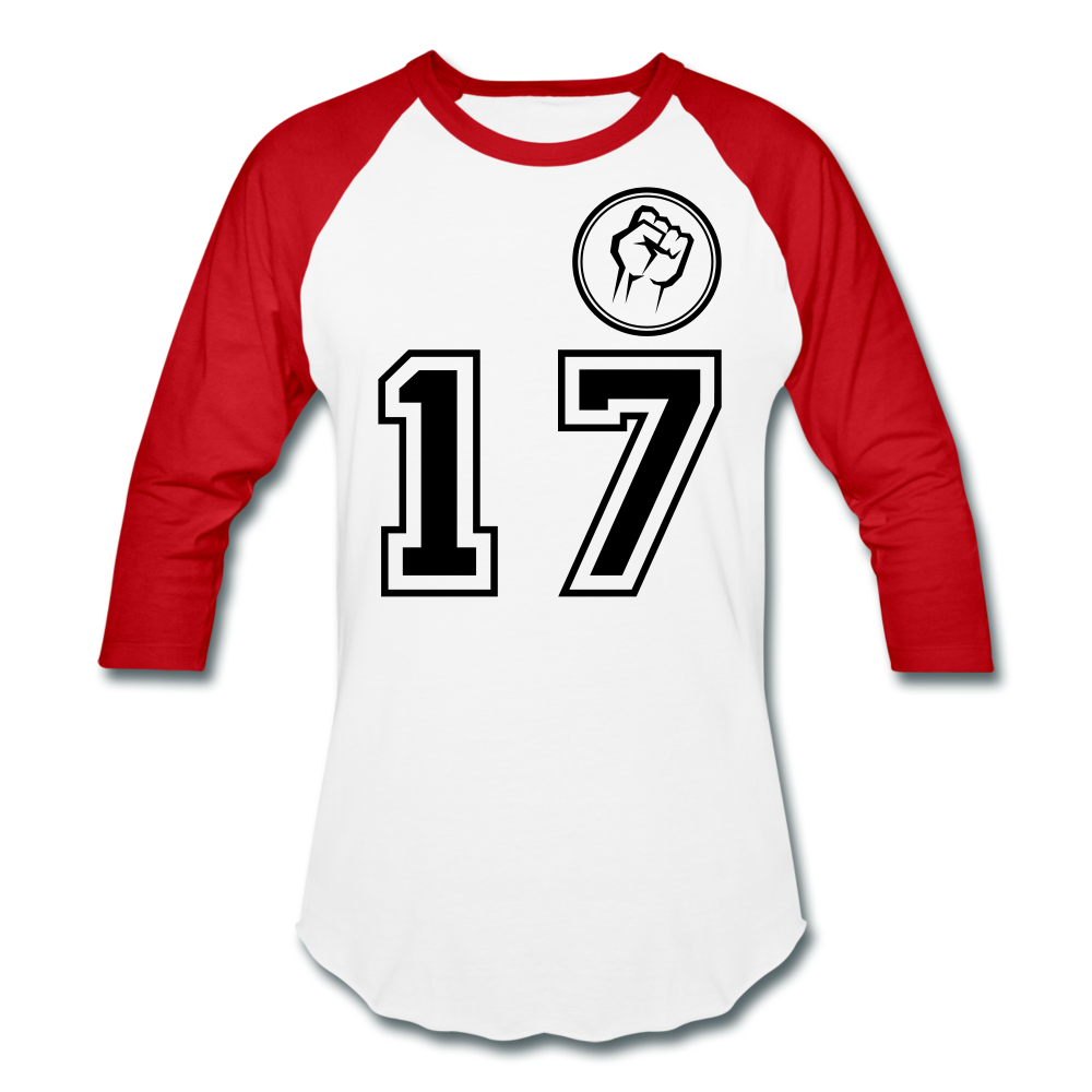 Baseball T-Shirt #17 - CRE8Custom