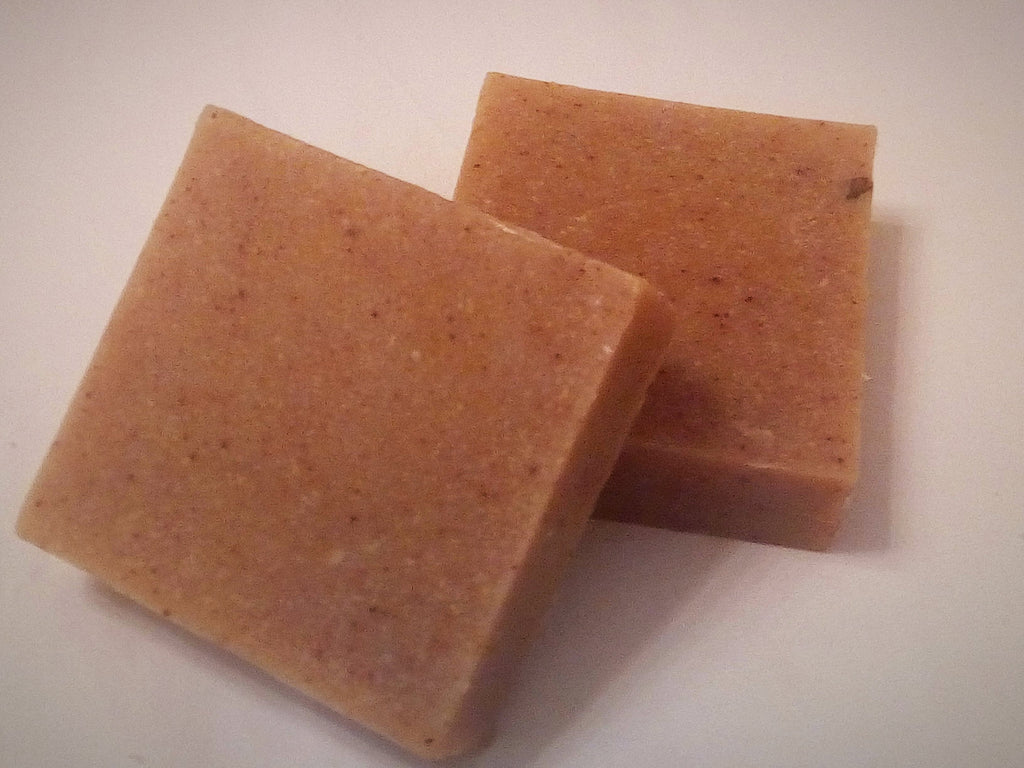 KurKom Soap <br> (Turmeric Powder) 2pcs