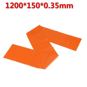 1.2M Fitness Equipment Elastic Exercise Resistance Bands