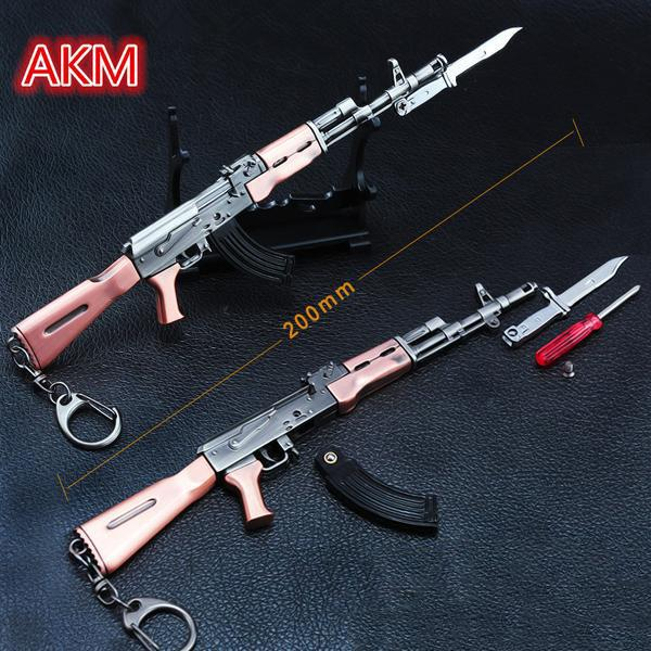 Playerunknown's Battlegrounds  AKM Keychain PUBG