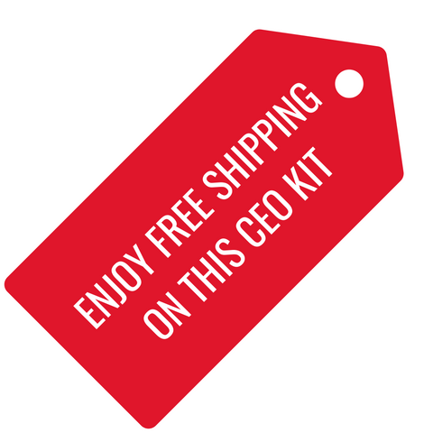 FREE shipping on CEO kit