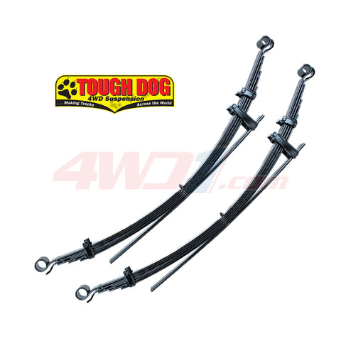 Nissan Navara D40 Tough Dog Leaf Springs