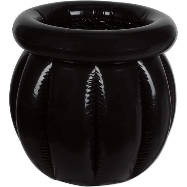 Beistle Inflatable Cauldron Cooler, 22-Inch Width by 18-Inch Height
