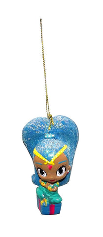 Kurt Adler Nickeloden Shimmer and Shine Holiday Tree Ornament, 3 inches