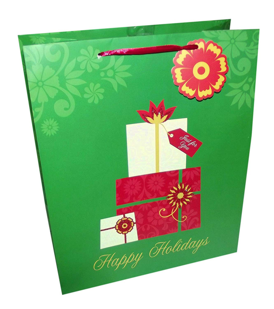 Giftwrap Co. Holiday Christmas Gift Bag - 1 piece (Gifts)