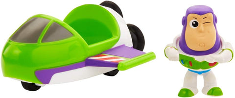 Toy Story Disney/Pixar Mini Buzz Lightyear and Spaceship