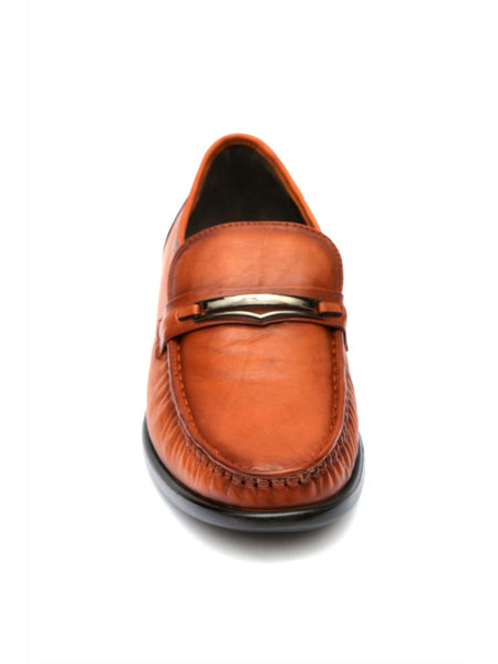 EXL - 4305 TAN LEATHER SHOES