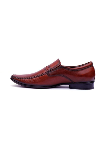 PAVERS - 7804 TOTONE LEATHER SHOES