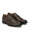 CELERIO - 4601 BROWN FORMAL SHOE
