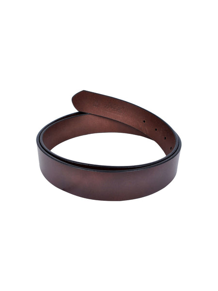 ST-25 BROWN LEATHER BELTS