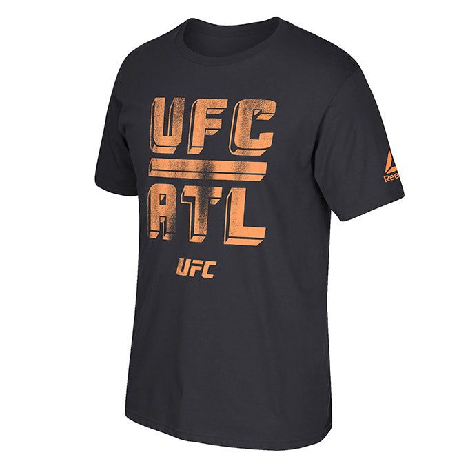 UFC 236 Black Atlanta Weigh In T-shirt