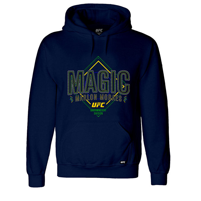"Men's Marlon ""Magic"" Moraes Graphic Hoodie - Navy"