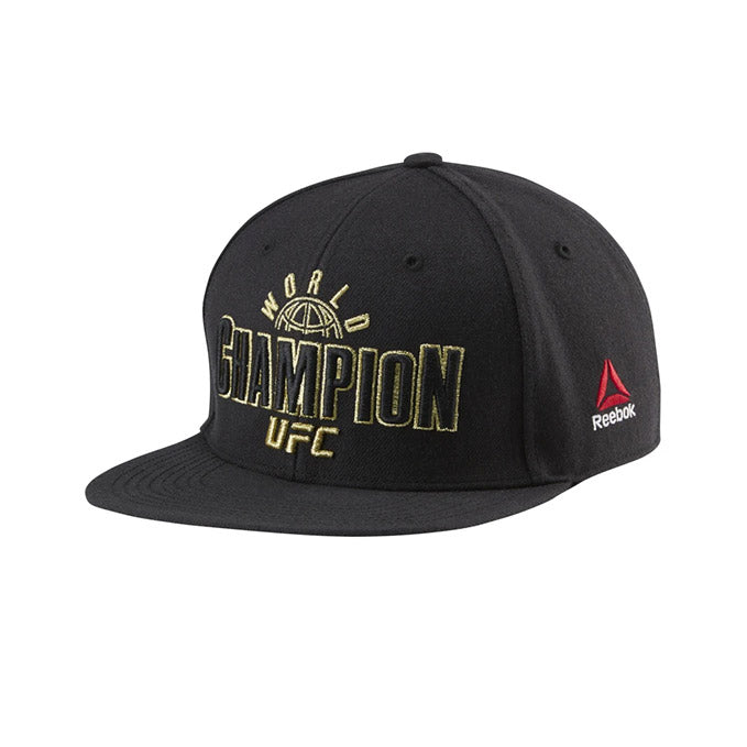 Reebok Snapback Champion Authentic UFC Fight Night Hat
