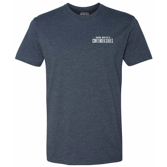 Men's Dana White Contender Series Short Sleeve T-Shirt - Navy