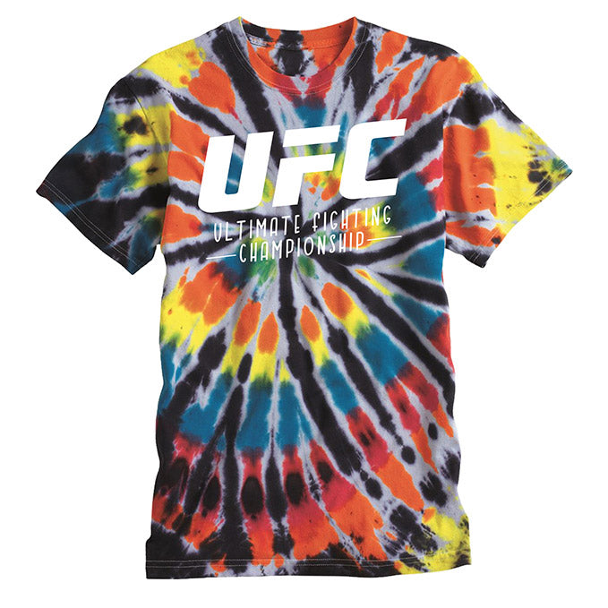UFC Men's Summer Tie-Dye T-Shirt