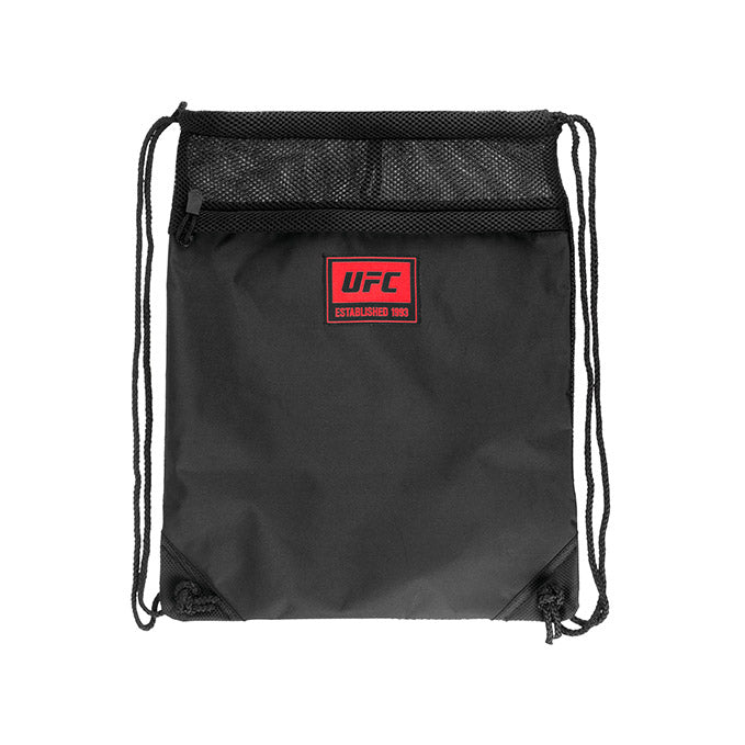 UFC Cinch Pack With Mesh Trim