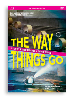 Fischli & Weiss: The Way Things Go Blu-Ray/DVD