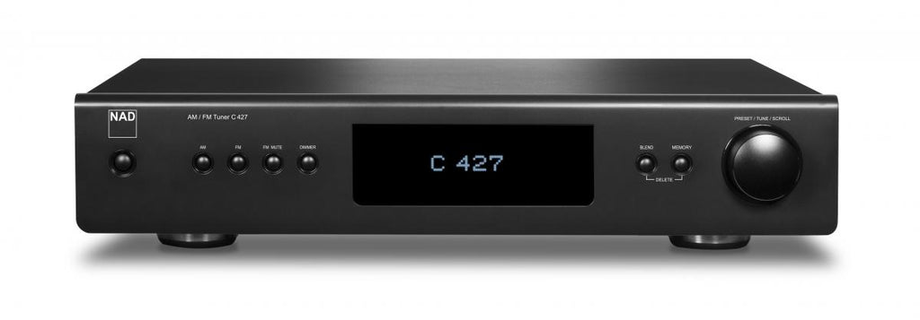 NAD C427 Stereo AM FM Tuner