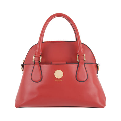 Rodeo RFID Katelyn Satchel in Brick