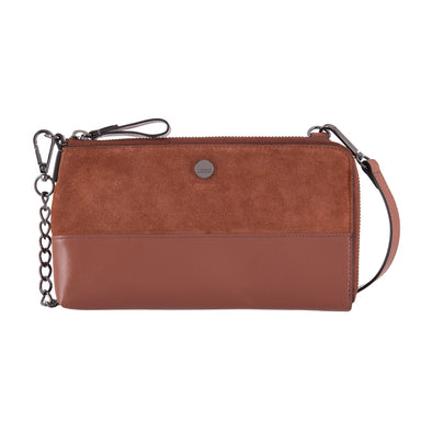 Wiltern RFID Nova L-Zip Crossbody