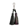 Lodis.com Special Sara Tassel Key Fob with charging cable *WITHOUT RFID PROTECTION