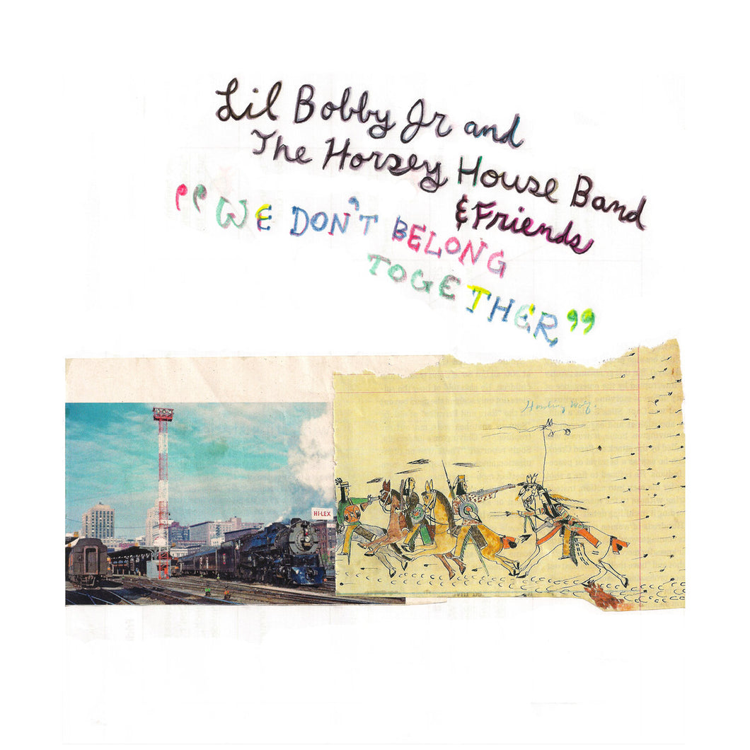 Lil Bobby Jnr And The Horsey House Band - We Don't Belong Together CD