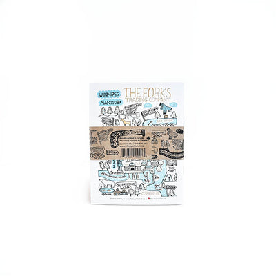 FTC Exclusive - Cityscape Notebook