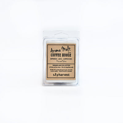 Soy Harvest - Coffee House Aroma Melts