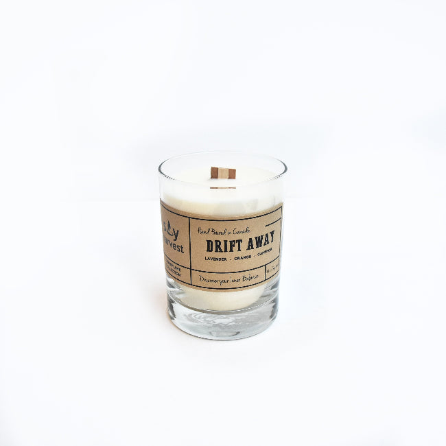 "Soy Harvest - ""Drift Away"" Candle"