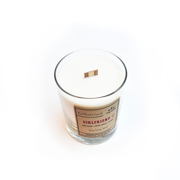 "Soy Harvest - ""Girlfriend"" Candle"