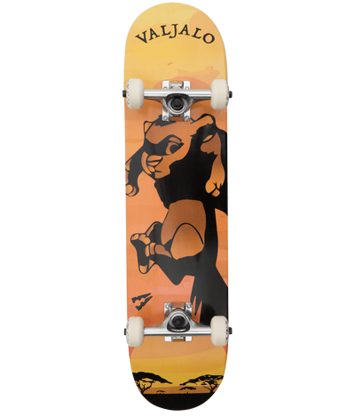 Peg Custom Skateboard Complete - Valjalo Pro 8.0 Build your own