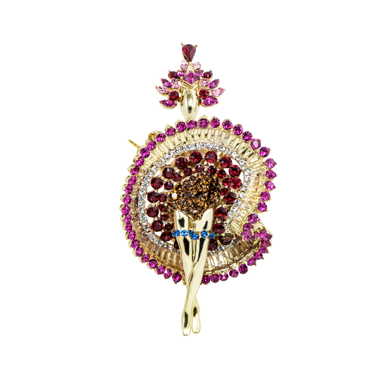LaGoulue Brooch