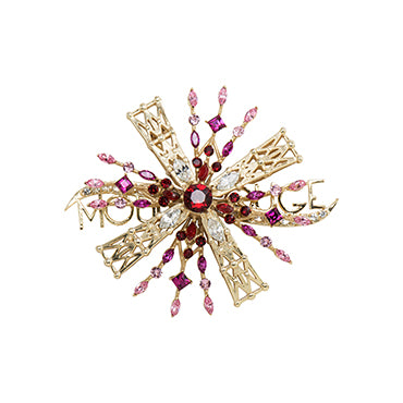 Moulin Brooch