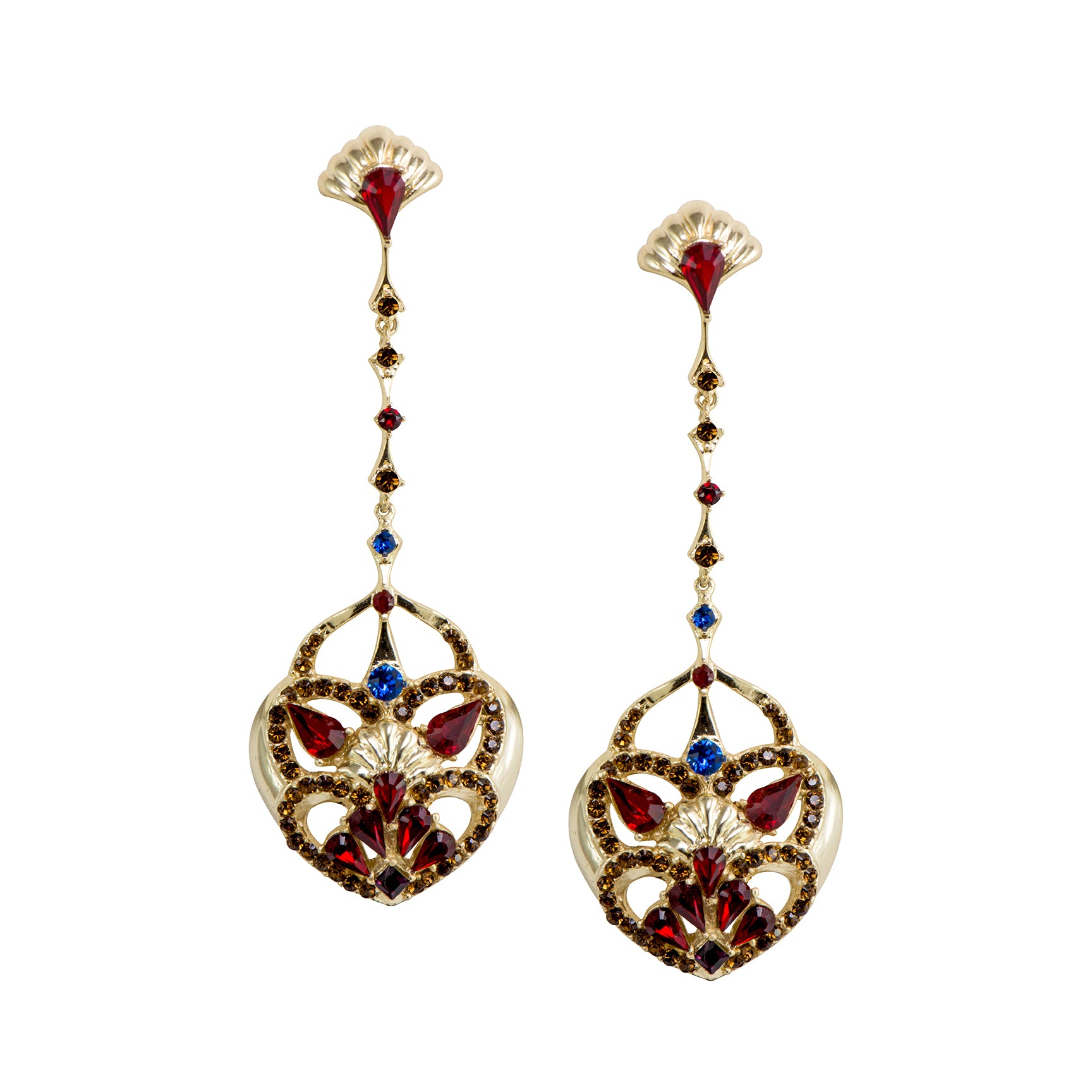 Burlesque Earrings
