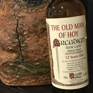 Blackadder Raw Cask The Old Man of Hoy 12YO 2005 OMH 2018-1