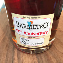 Load image into Gallery viewer, Caroni 19YO 1997 (for Bar Metro 50th Anniversary & Milano Rum Festival) - 500ml