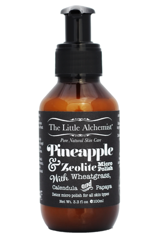 Pineapple & Zeolite Micro polish
