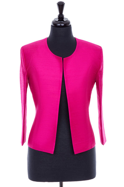 Juna Jacket in Hot Pink