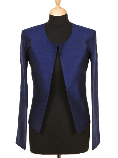 Long Sleeved Juna in Midnight Blue